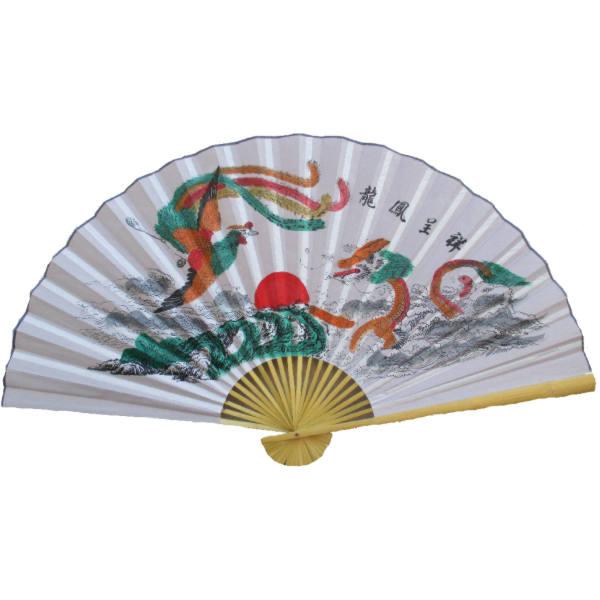Eventail De Decoration Asiatique