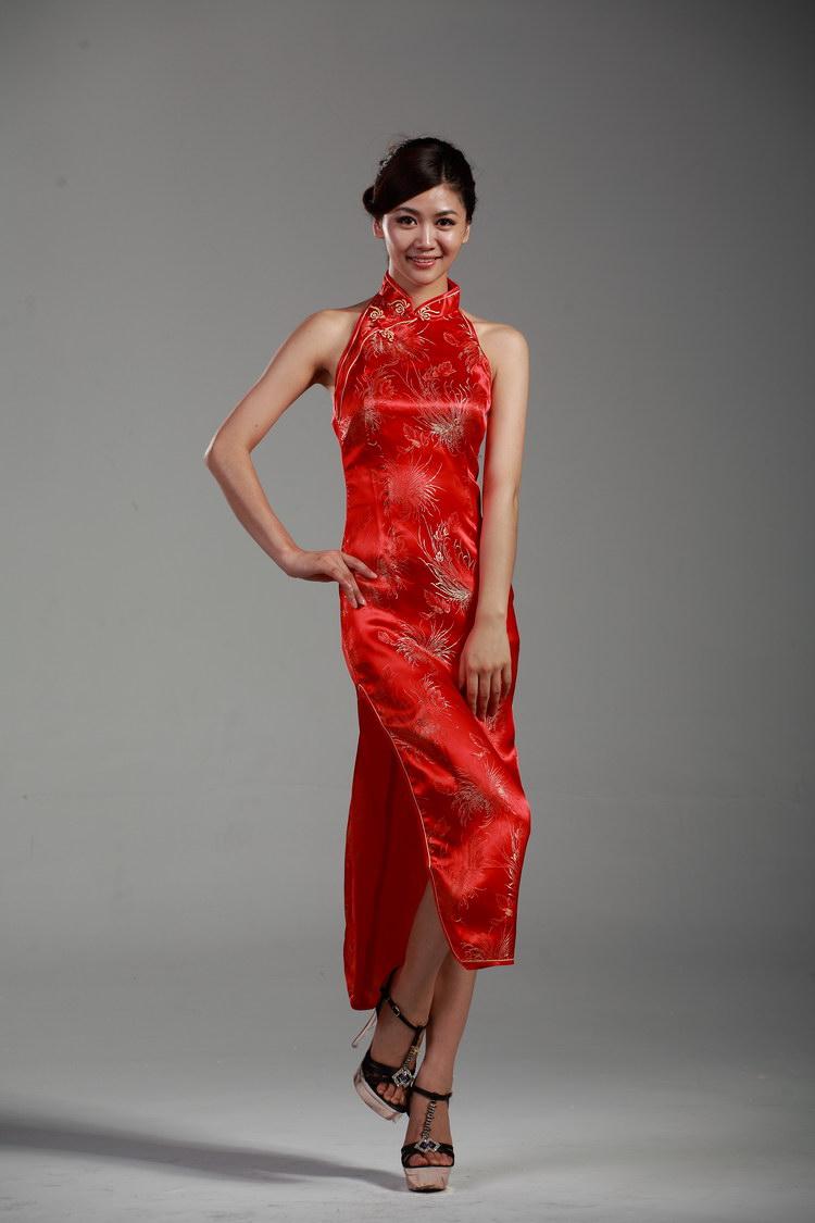 Robe Dos Nue Longue Modele Femme Asiatique