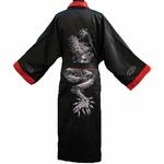 Kimono Bordee Reversible Dragon Bordee Motif