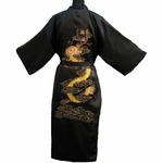Kimono Satin Dragon