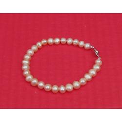 Bracelet en Perles Culture Rose Paris Boutique