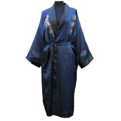 Kimono Homme Reversible Motif Bordee Boutique Paris