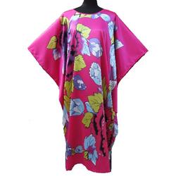 Kimono Robe Grand Taille Fushia Asiatique