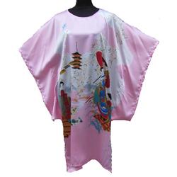 Kimono Robe Motif Japonais Asiatique