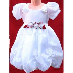 Robe De Mariage Blanche Fillette