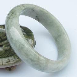Bracelet Jade Jonc Manifique Bijoux