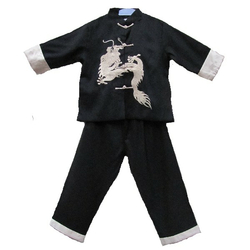 Pyjama Asiatique Dragon Pour Garcon