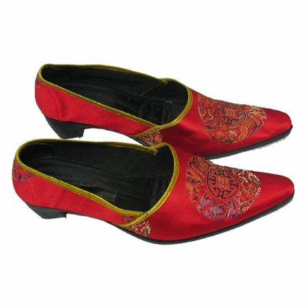 Chaussures Rouge Dance