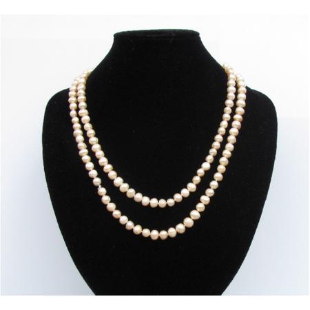Collier Perles de Culture Cadeau Pour Femme