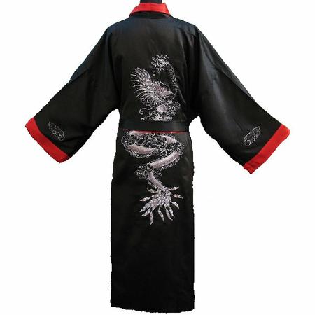Kimono Japonais Traditionel Double Face