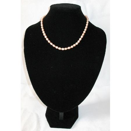 Perles en Eau Douce Rose Idee Cadeau