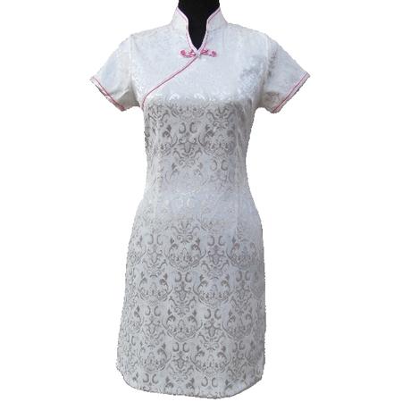 Robe Blanche Paris Magasin Asiatique