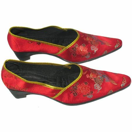 Chaussure Asiatique Pour Femme