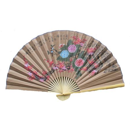 Eventail Asiatique Decoration Pour Maison