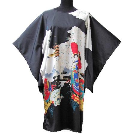 Kimono Grand Taille Japonais Asiatique