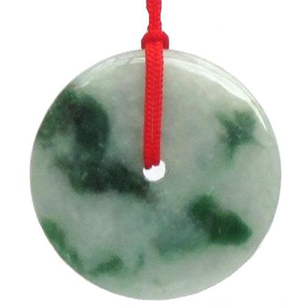 Pendentif Jade Manifique