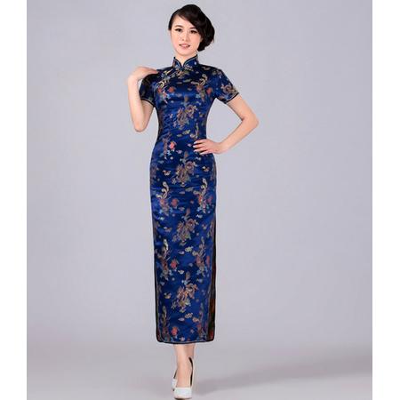 Robe Asiatique QiPao